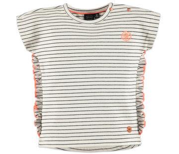 Babyface Babyface gestreepte t-shirt
