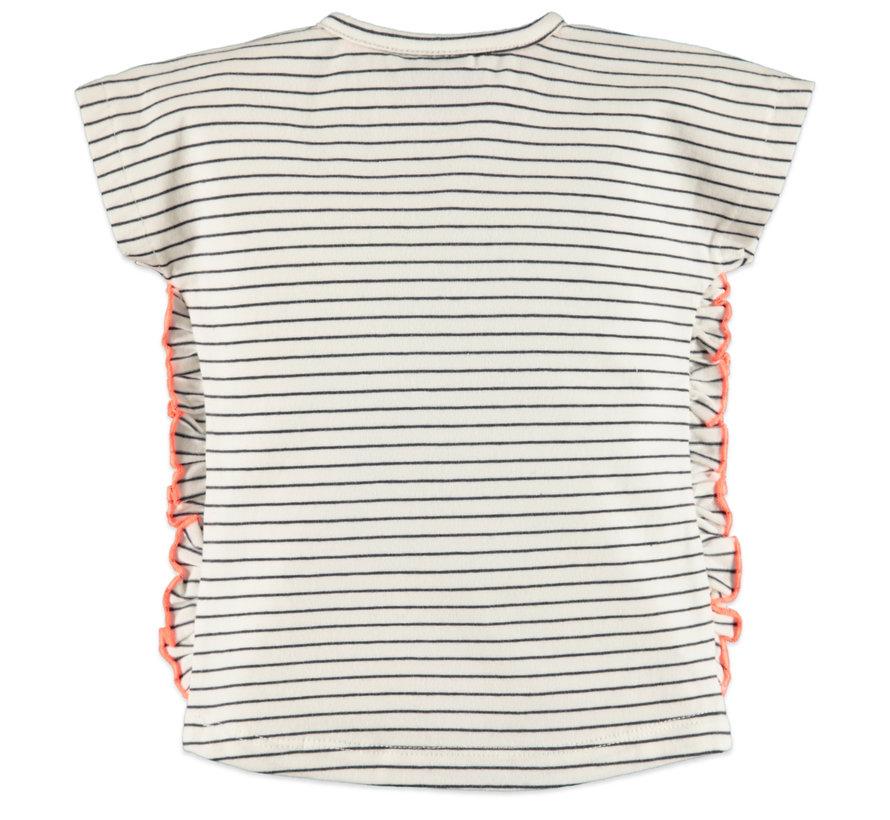 Babyface gestreepte t-shirt