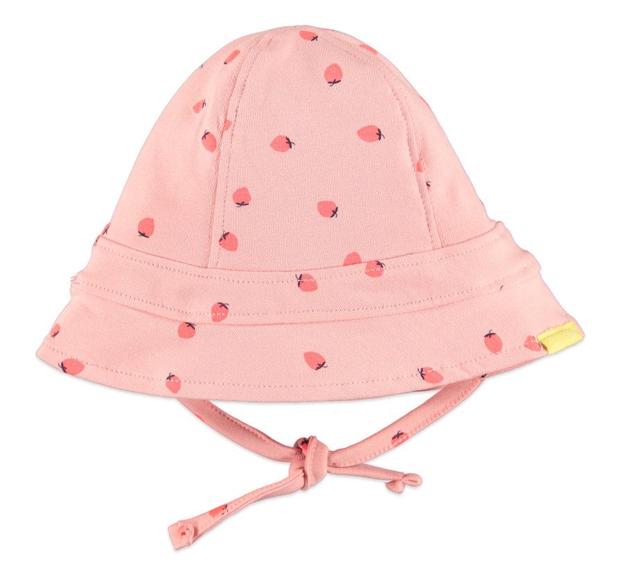 Babyface roze zonnehoed