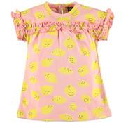 Babyface Babyface pink dress citroen
