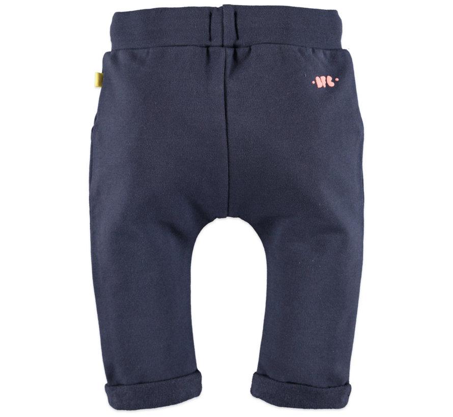 Babyface blauwe sweatpants