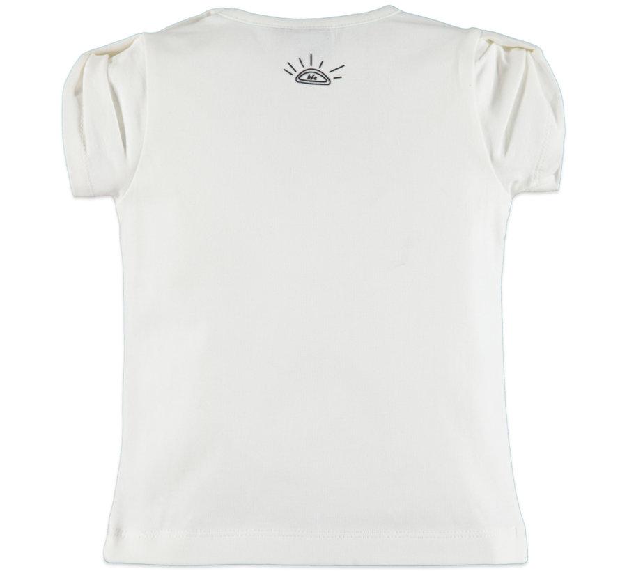 Babyface wit t-shirt