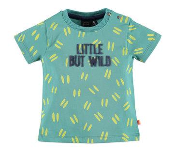 Babyface Babyface turquoise t-shirt