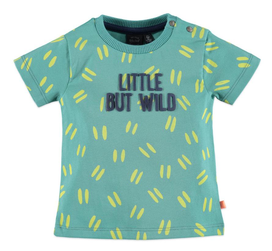 Babyface turquoise t-shirt