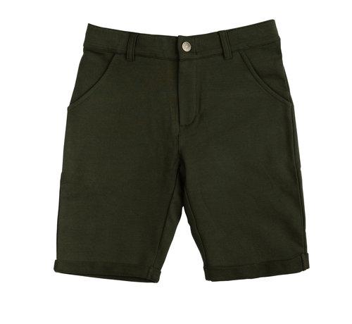 skurk Skurk groene chino short