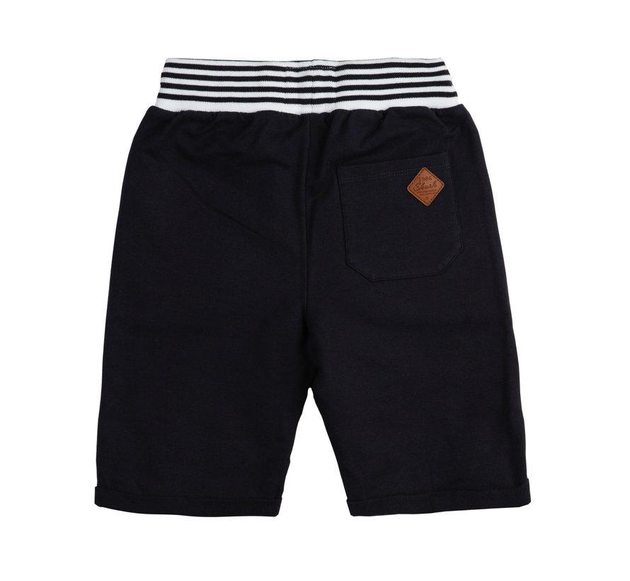 Skurk donker blauwe short