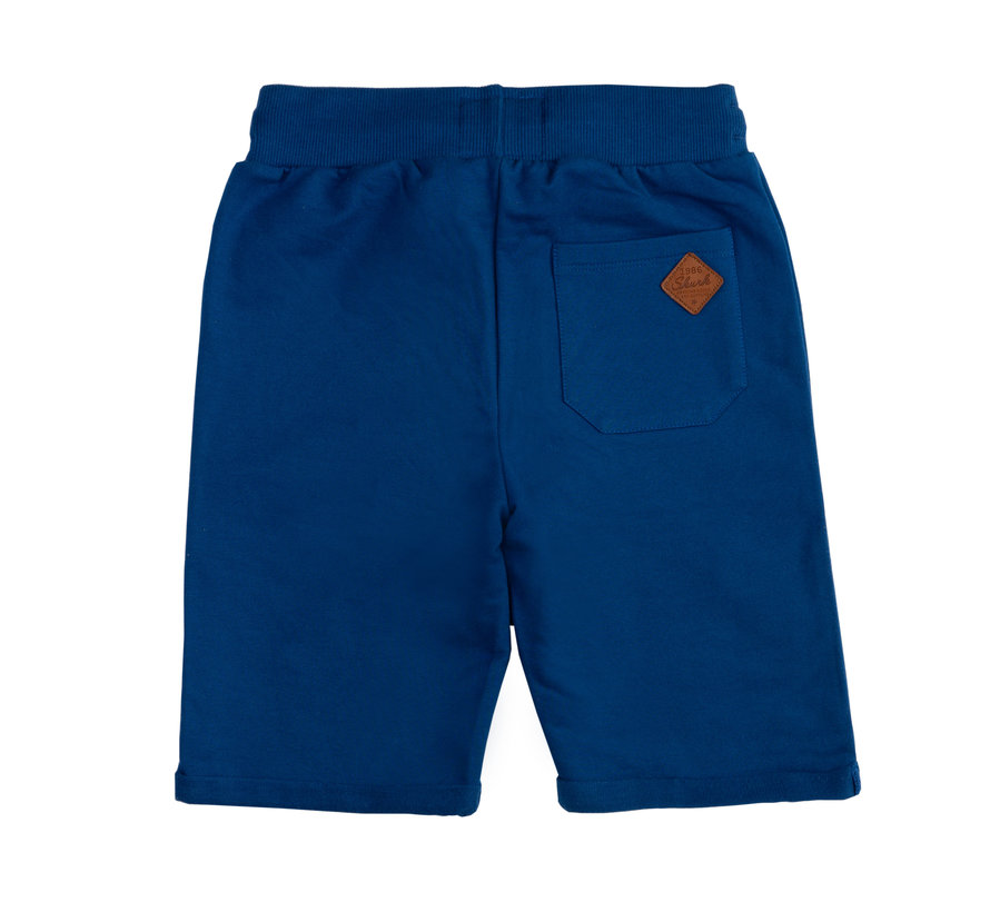 Skurk blauwe short