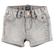 Babyface Babyface grijze jeans short