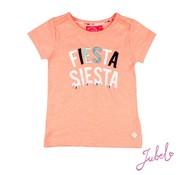 Jubel jubel roze fiesta t-shirt