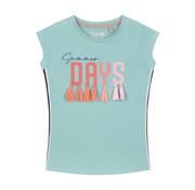 Quapi Quapi mint t-shirt summer days