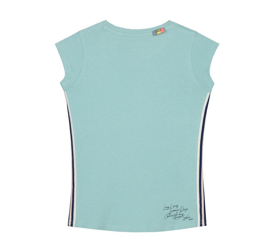 Quapi mint t-shirt summer days