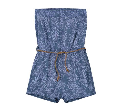 Quapi Quapi blauwe jumpsuit