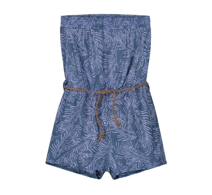 Quapi blauwe jumpsuit