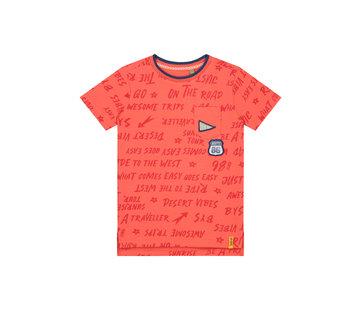 Quapi Quapi rood t-shirt