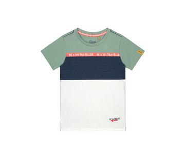 Quapi Quapi 3 kleuren t-shirt