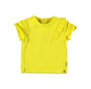 B.e.s.s. B.E.S.S geel t-shirt