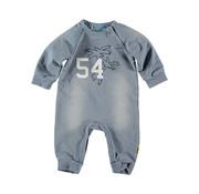 B.ES.S B.E.S.S baby suit jogg denim
