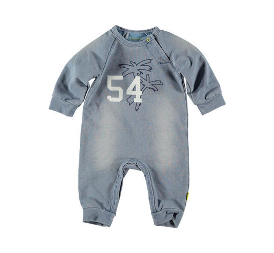 B.E.S.S baby suit jogdenim