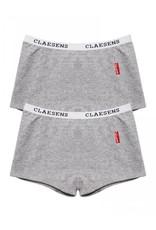 Claesen's Claesen's NOS girls Boxer 2-pack CL733