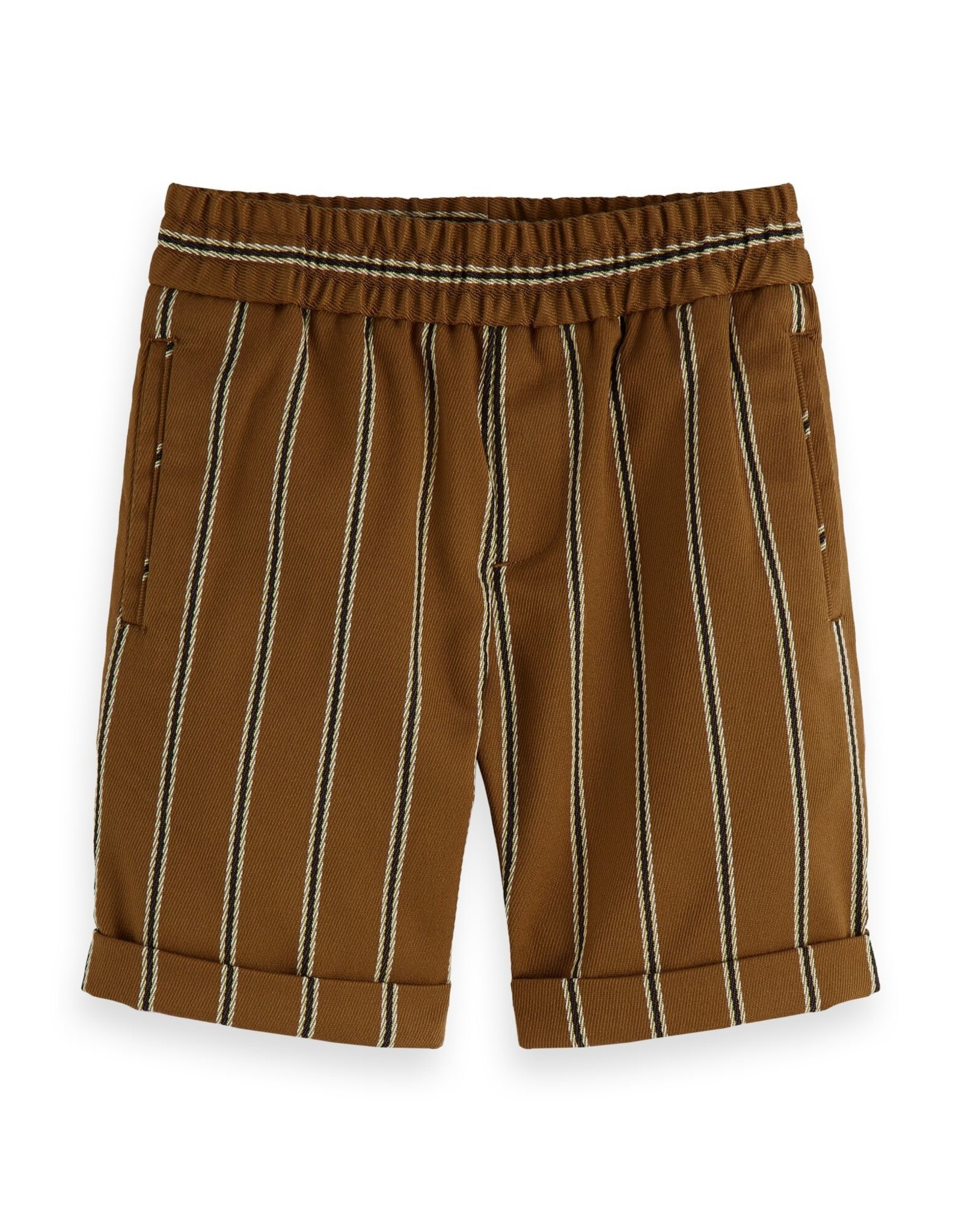 Scotch&Soda Shrunk shorts stripes