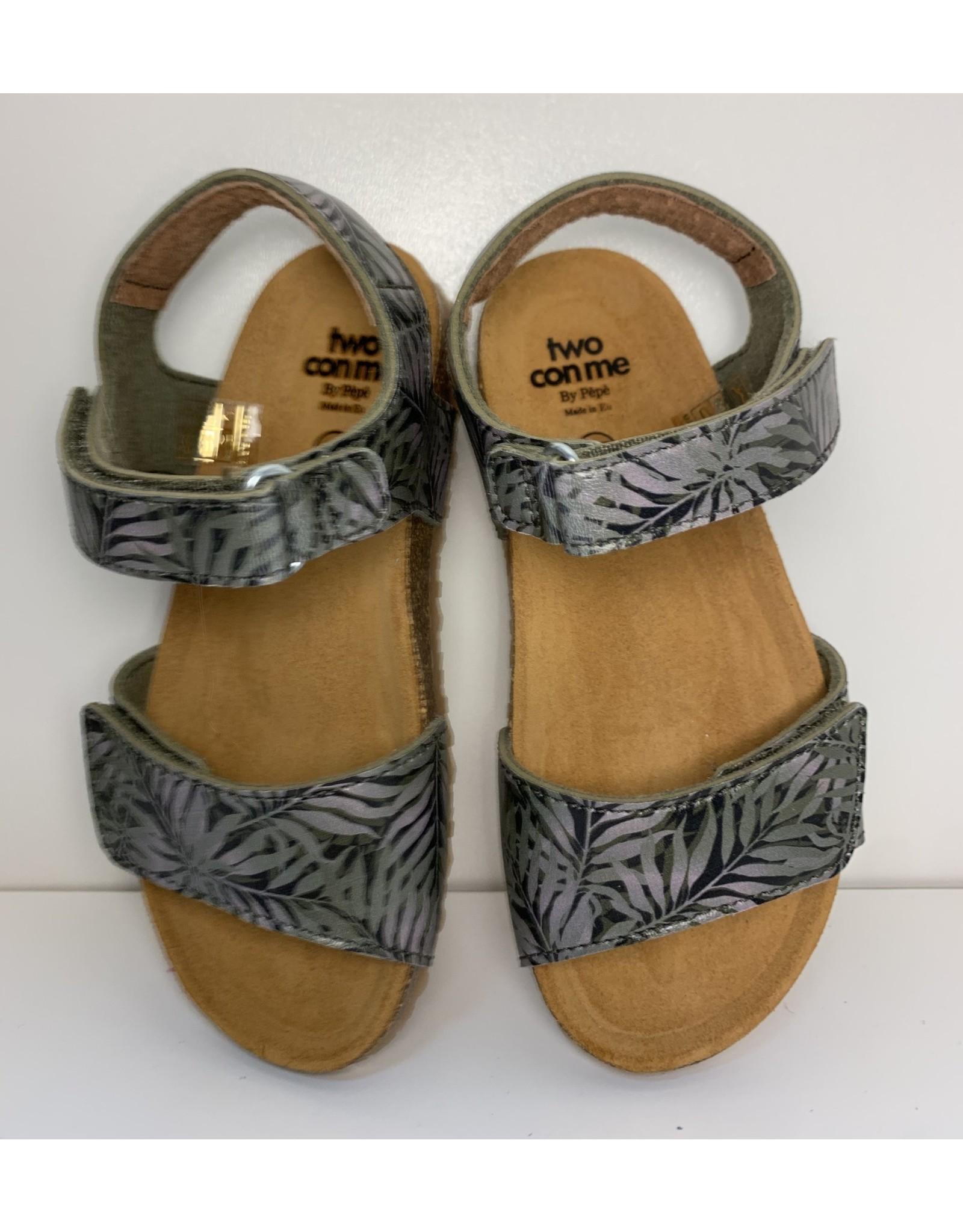 Two con me sandaal jungle