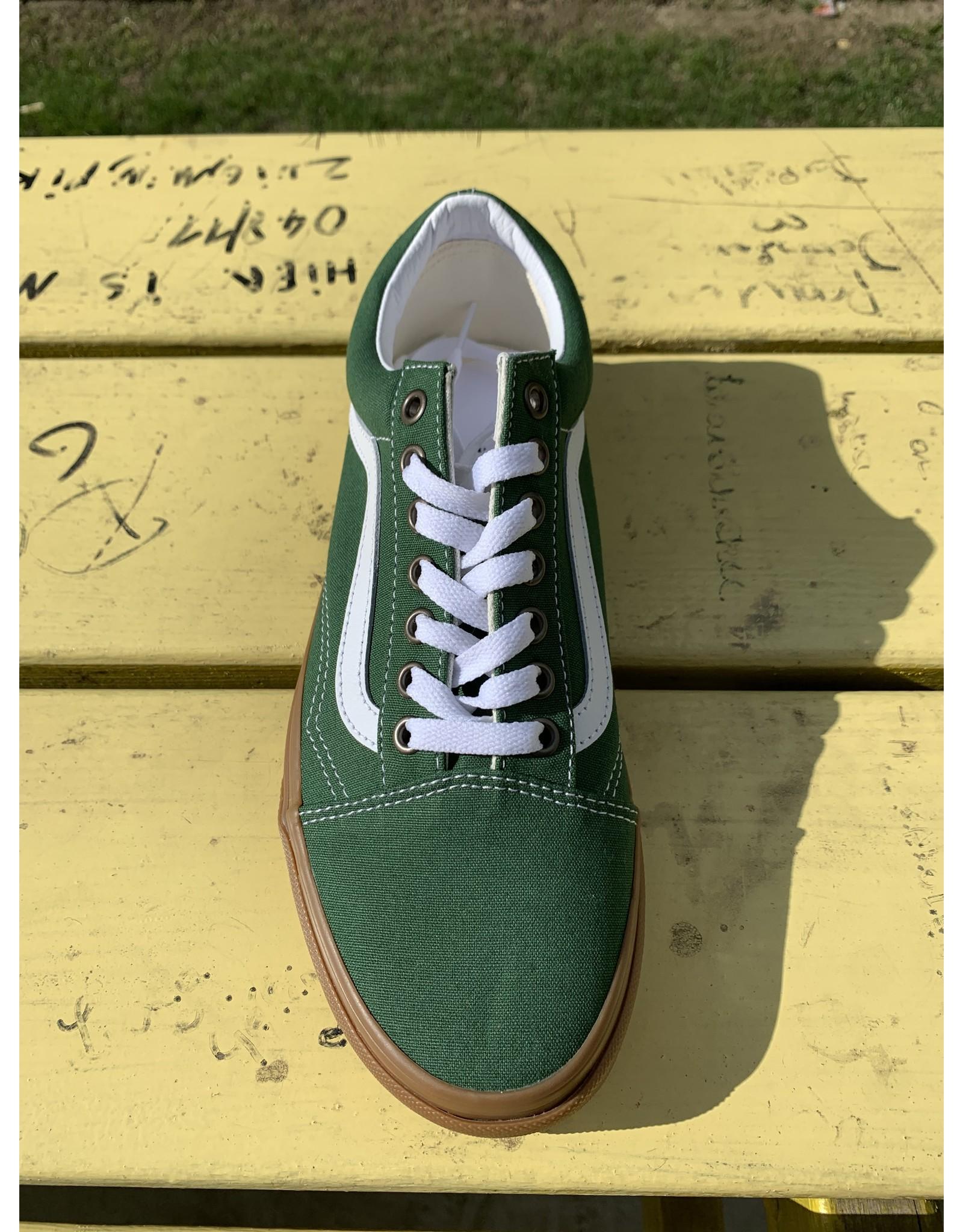 Vans old school groen