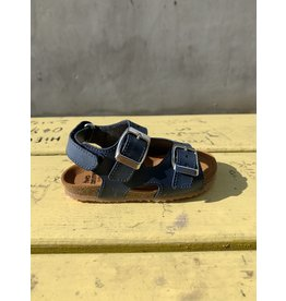 Pèpè Two con me sandaal blauw 27 tot 30