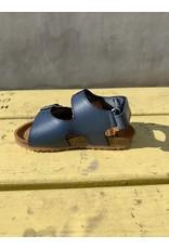 Pèpè Two con me sandaal blauw