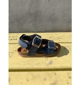 Pèpè Two con me sandaal blauw 24 tot 26