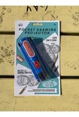 Pocket Drawing Projector