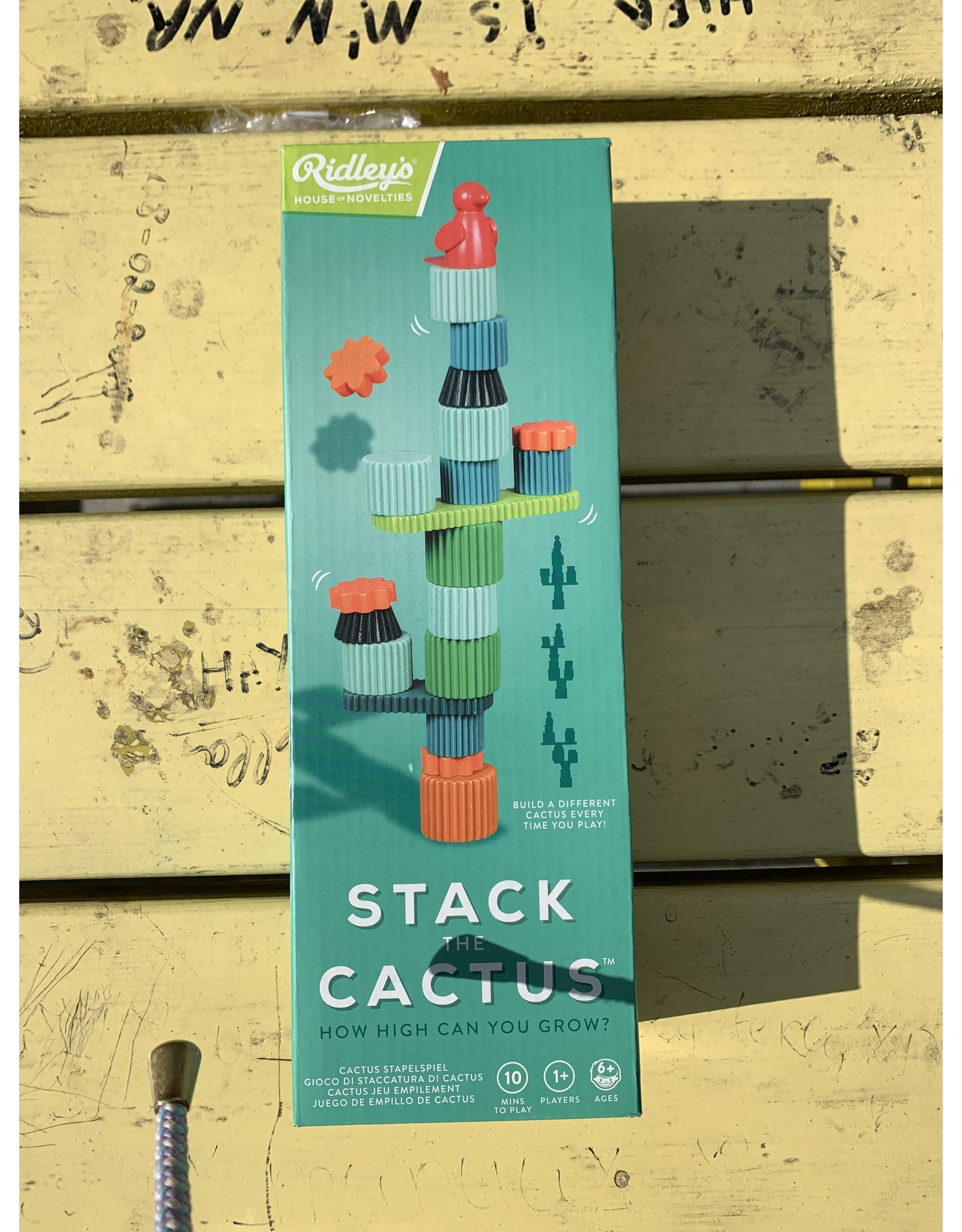 Stack the Cactus game