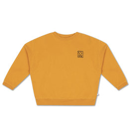 Repose Repose Crew neck Sweat yellow