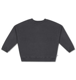 Repose Repose Crew neck Sweat charcoal