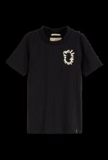 Scotch&Soda R'belle T-shirt with artwork