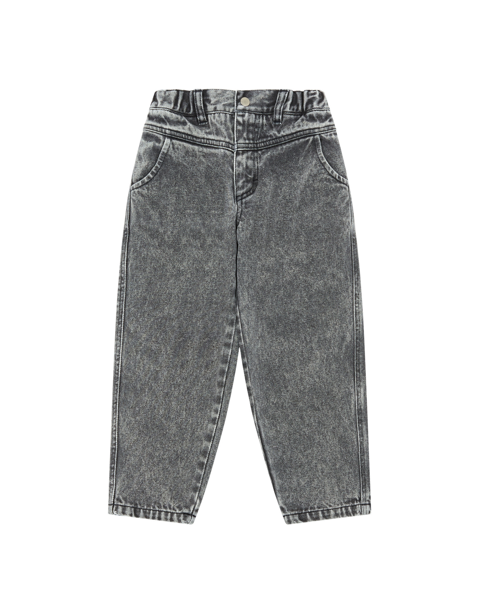 Hundred Pieces Hundred Pieces FW20 stonewashed denim jeans