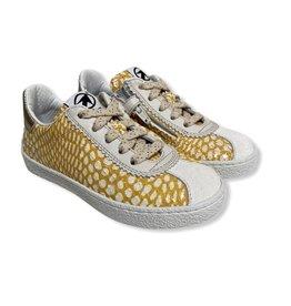 Momino Momino gele snake sneaker 27 tot 32