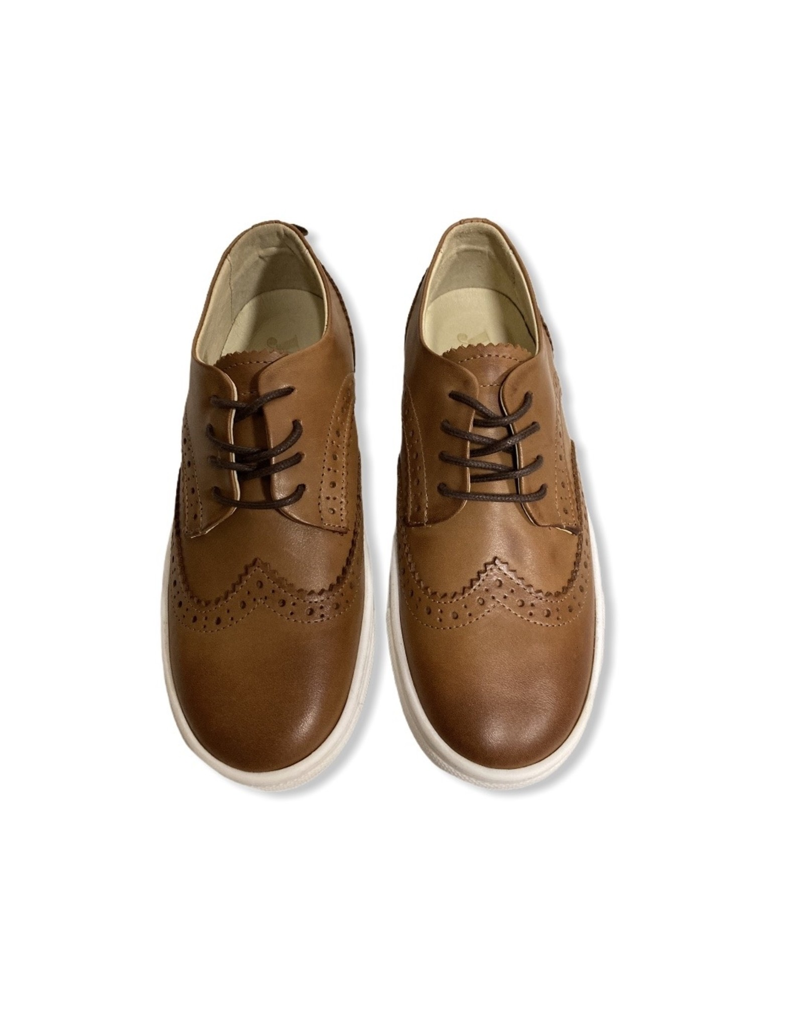 Young Soles Young Soles Oscar camel shoe