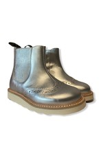 YS FW20 Francis Chelsea boot silver