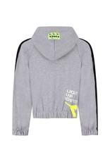 Diadora FW20 26315 hoodie grey