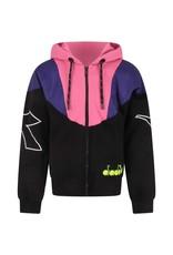 Diadora FW20 26259 hoodie bubble viola