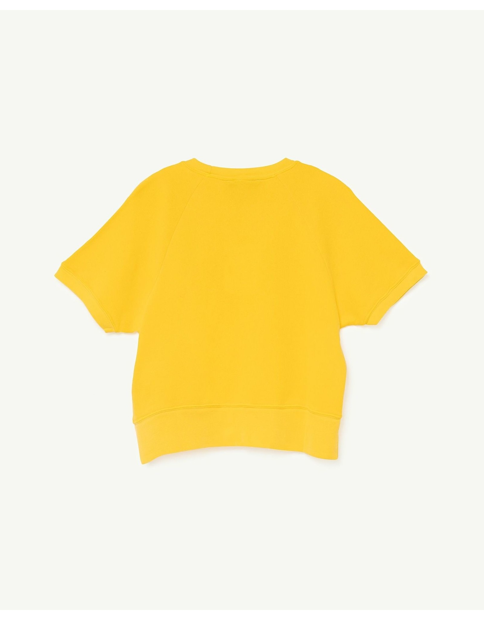 TAO PS21 007203AS Squab Kids T-Shirt yellow