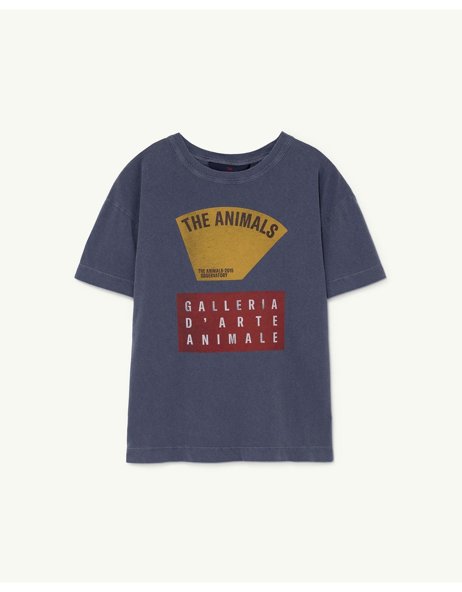 The Animal Observatory TAO PS21 001161BJ Rooster Kids T-shirt navy
