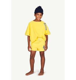 TAO PS21 008203BL Hedgehog kids trousers yellow