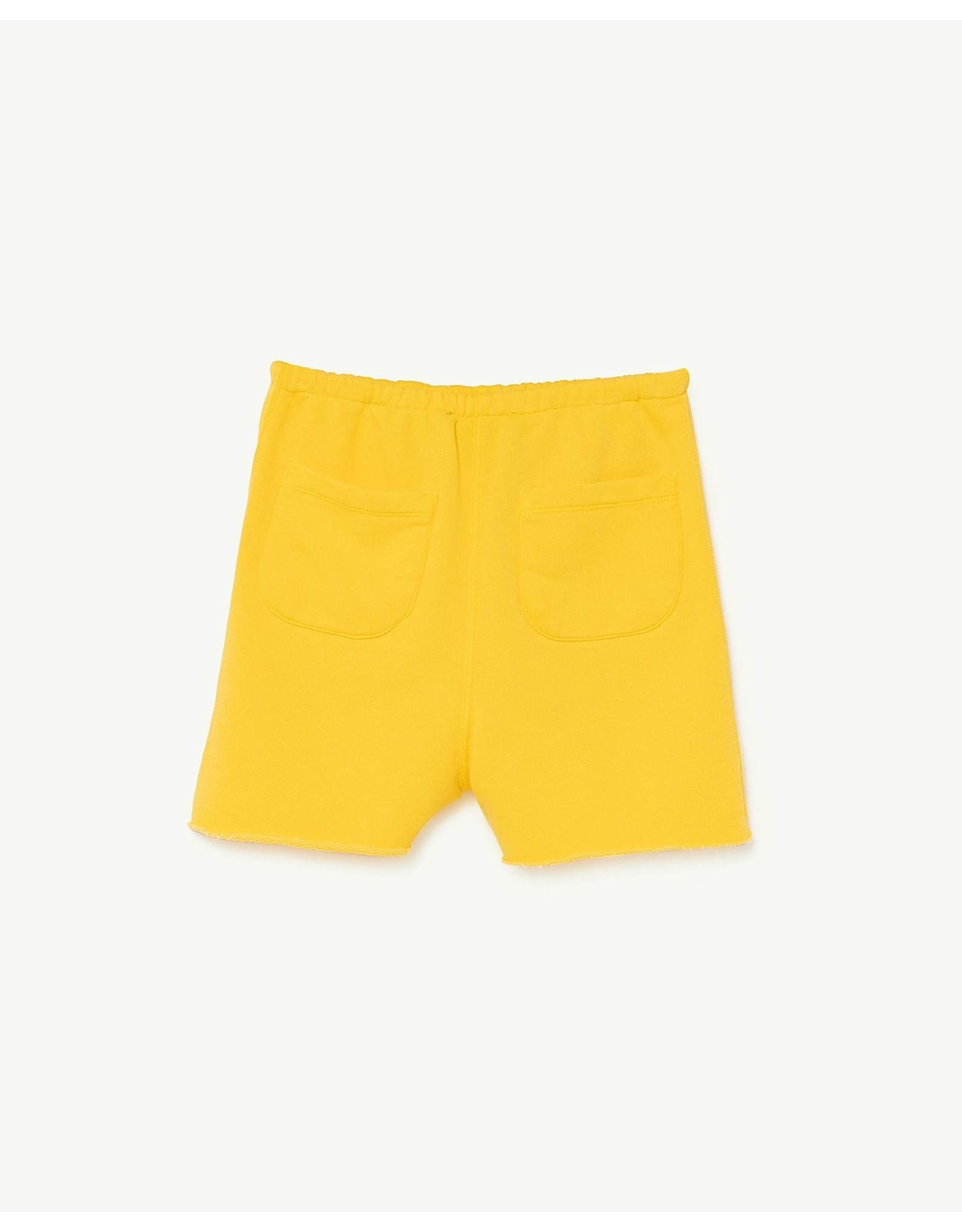 The Animal Observatory TAO PS21 008203BL Hedgehog kids trousers yellow