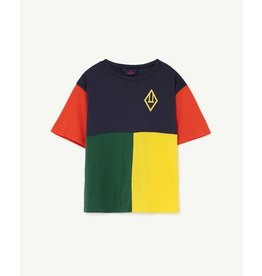 TAO PS21 024064AT Rooster Kids T-shirt oversized