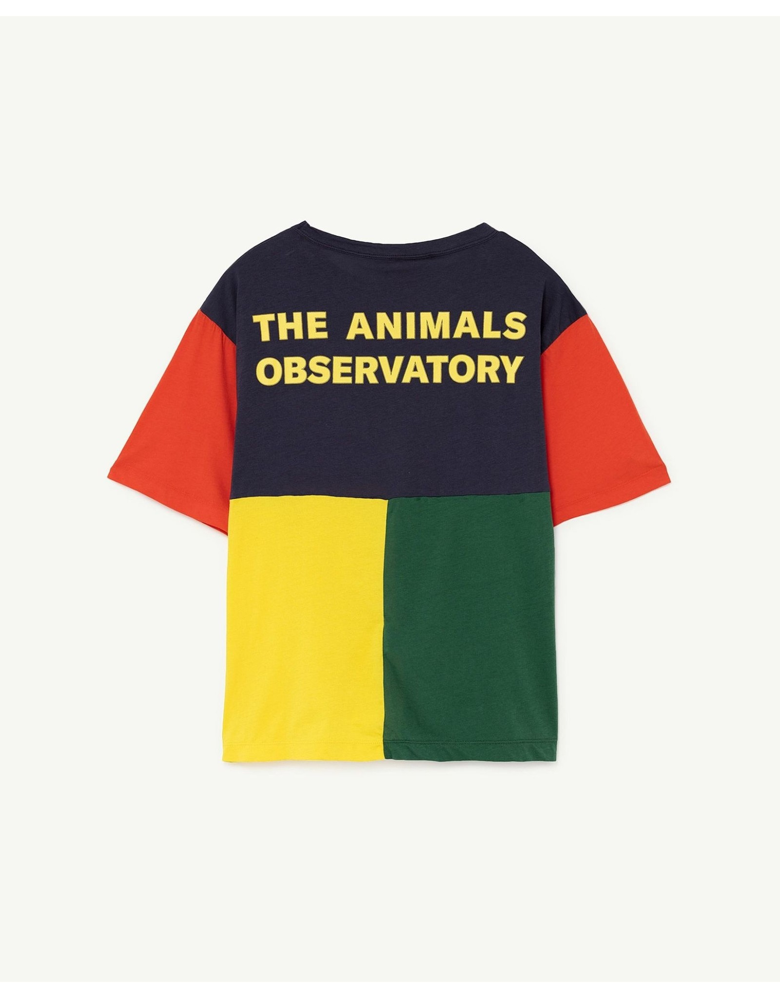 The Animal Observatory TAO PS21 024064AT Rooster Kids T-shirt oversized