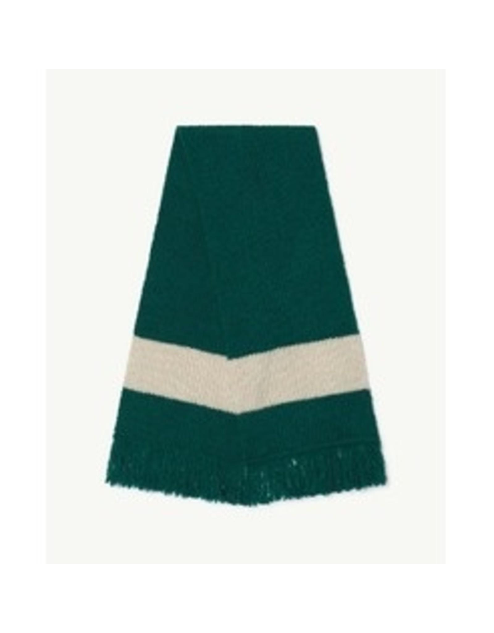 TAO FW20 Snake sjaal groen