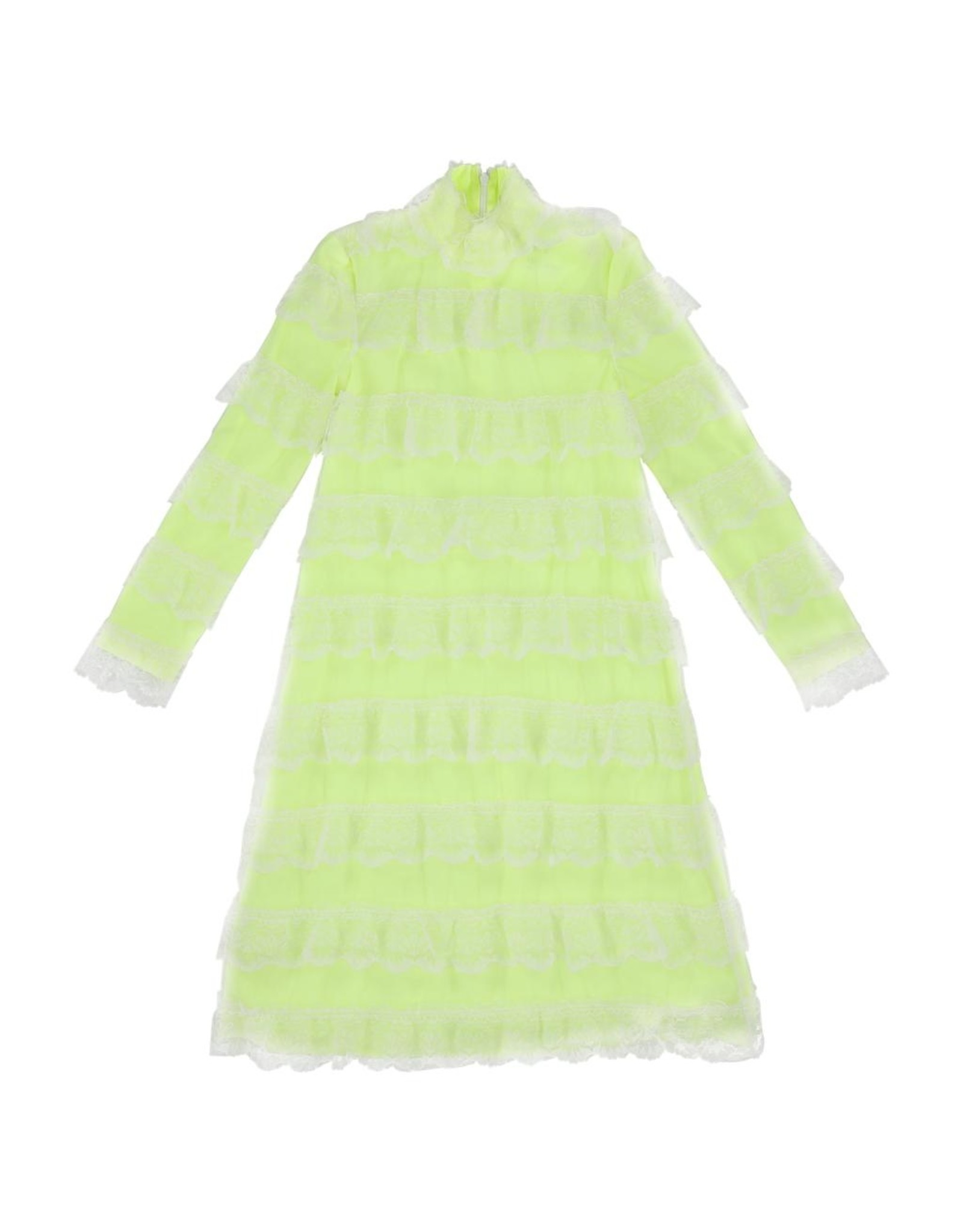 Caroline Bosmans CRLNBSMNS PS21 4067556 broderie dress yellow