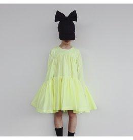 CRLNBSMNS maxi dress yellow