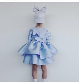 Caroline Bosmans CRLNBSMNS PS21 400B23 layered dress